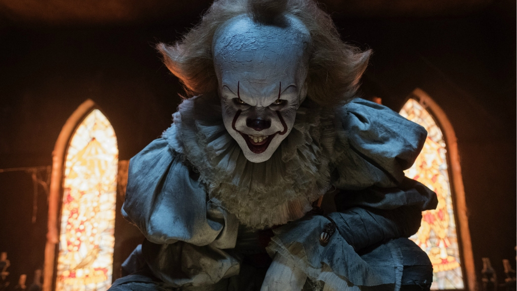 Pennywise the Dancing Clown in It