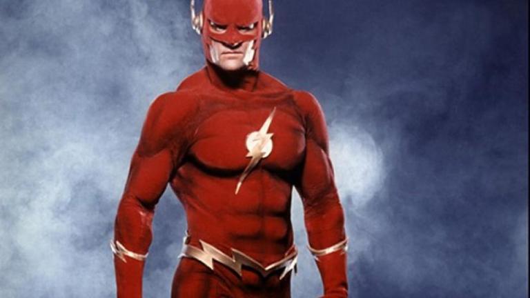 John Wesley Shipp The Flash TV Series Costume