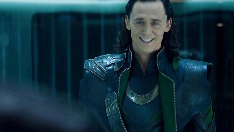 Tom Hiddleston as Loki in Marvel Avengers