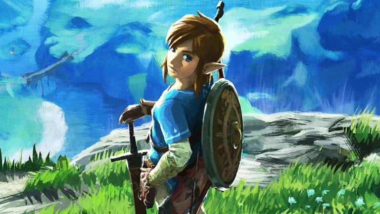 Legend of Zelda Metal Gear Solid