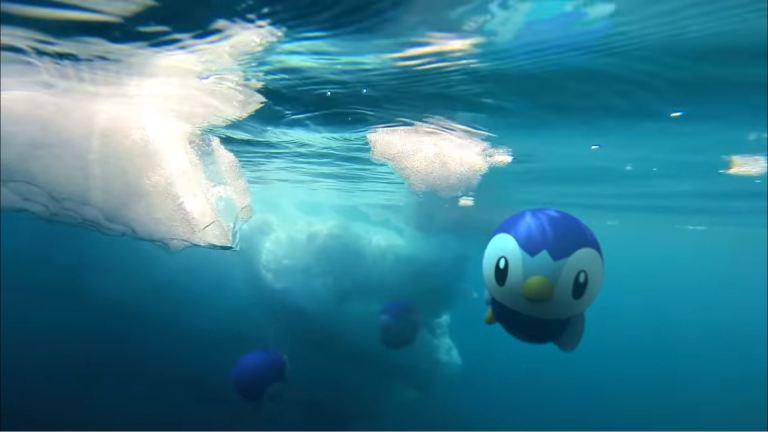Pokemon Go Update Trailer