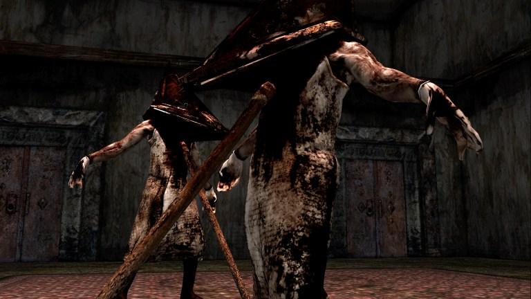 Metal Gear Silent Hill Konami