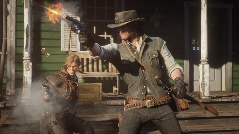 Rockstar Employees Red Dead Redemption 2