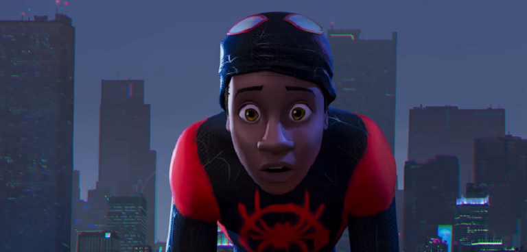 Spider-Man: Into the Spider-Verse Animated Movie Miles Morales