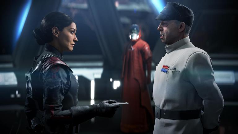 Star Wars EA Jade Raymond