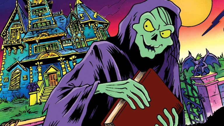 Tales From the Cryptkeeper Animated Cartoon Series 1990s CBS