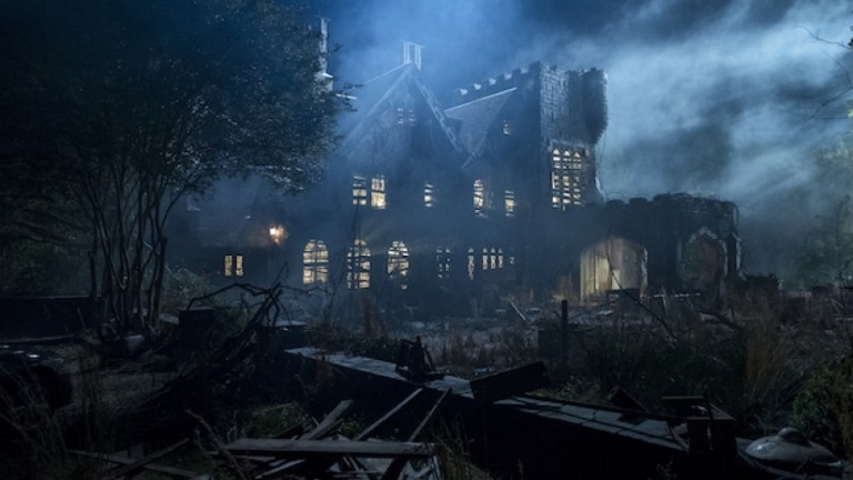 The Haunting of Hill House Book to TV Differences