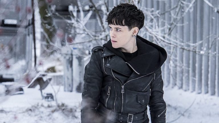 The Girl in the Spider's Web Lisbeth Salander