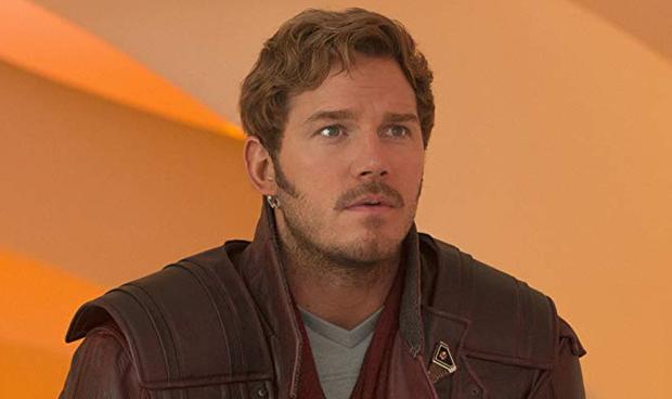 Chris Pratt in Guardians of the Galaxy Vol. 2