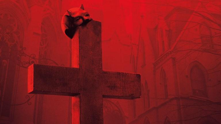 Daredevil Promo Art