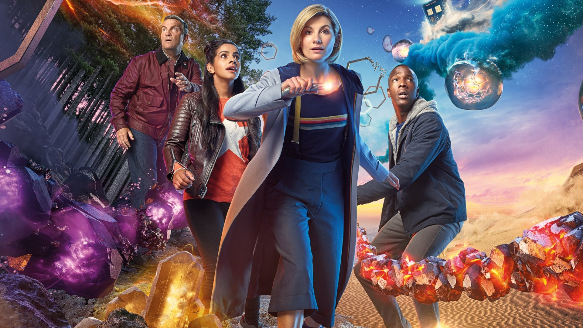 Doctor Who Series 11 Where Are The Real Villains Den Of Geek