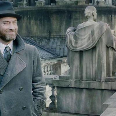 Fantastic Beasts Grindelwald Review