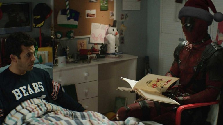 Fred Savage Reprises His Princess Bride Role for Deadpool 2 Once Upon a Deadpool
