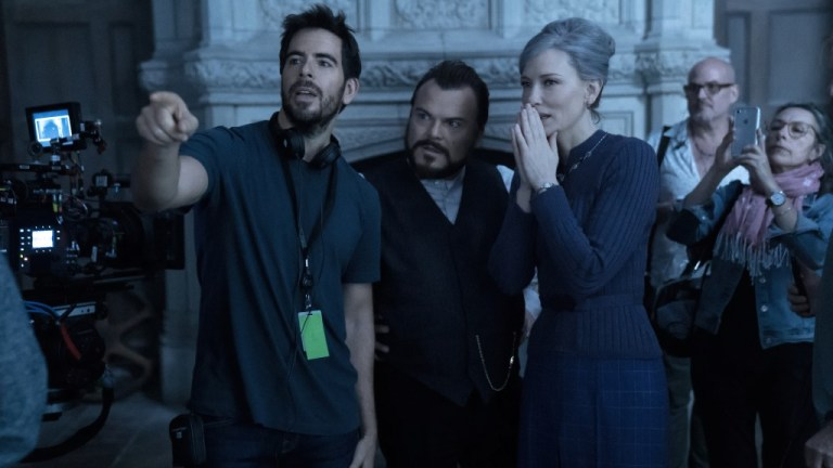 The House With a Clock in Its Walls Starring Jack Black and Cate Blanchett