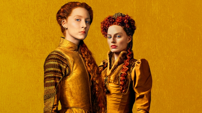 Mary Queen of Scots Review Saoirse Margot Robbie