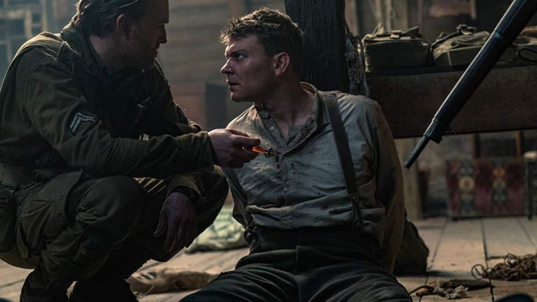 Overlord World War II Horror Movie: Pilou Asbaek as Nazi Wafner