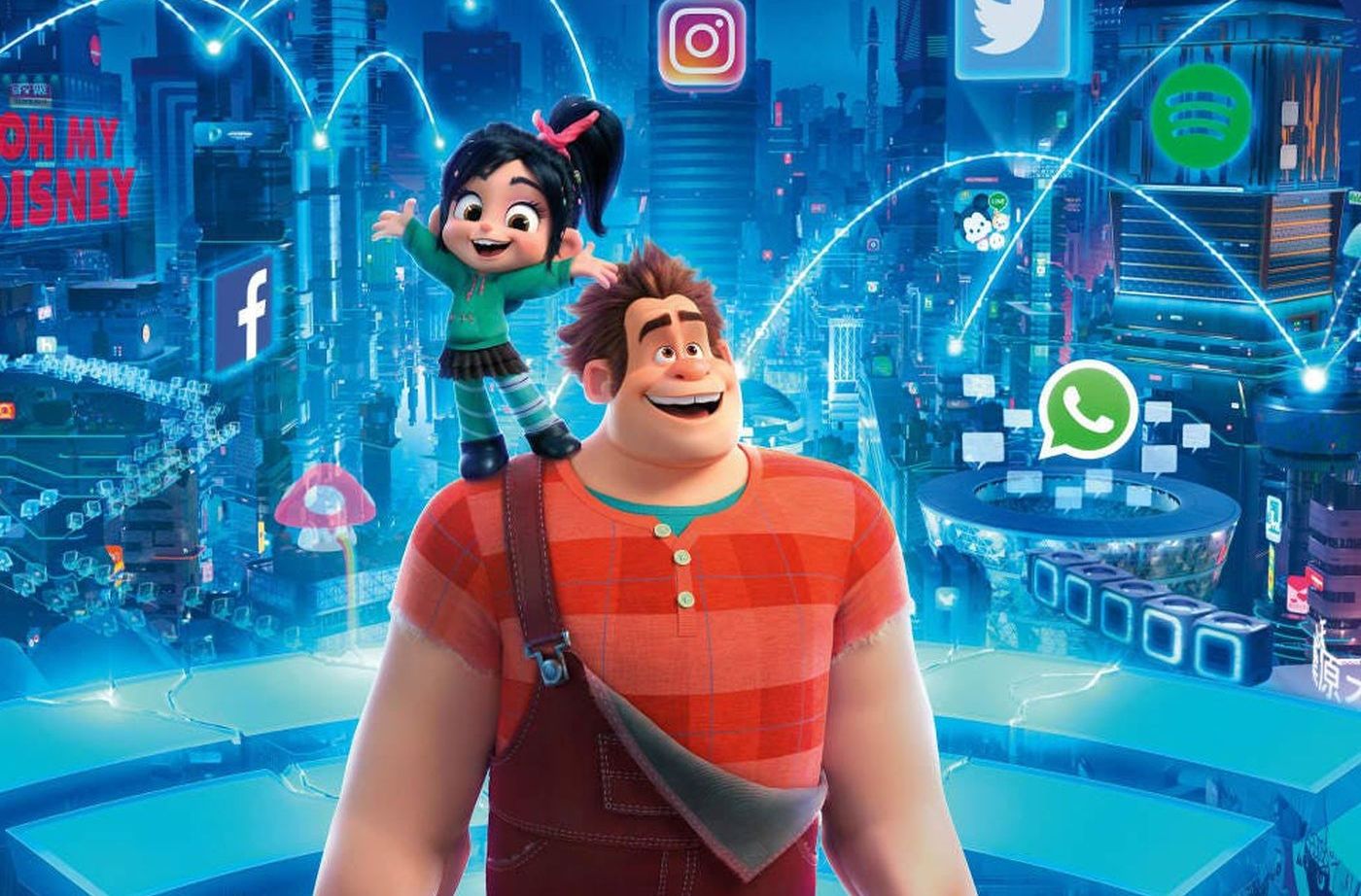 Ralph Breaks The Internet Easter Eggs And Reference Guide Den Of Geek