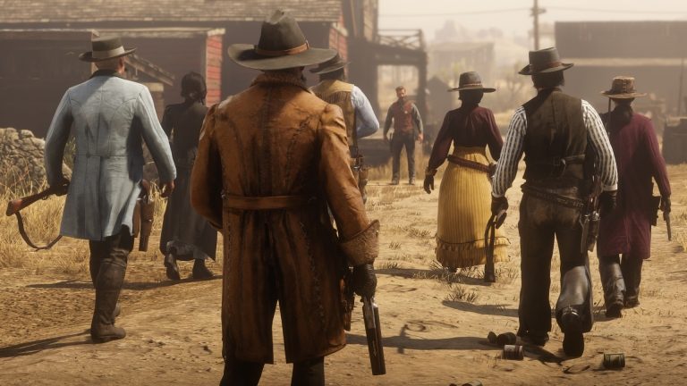 Red Dead Online Hands-on Impressions