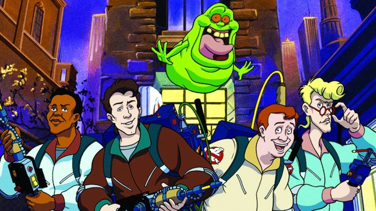 The Real Ghostbusters Animated Series