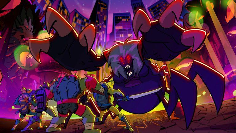 Rise of the Teenage Mutant Ninja Turtles on Nickelodeon: Lena Headey as Big Mama