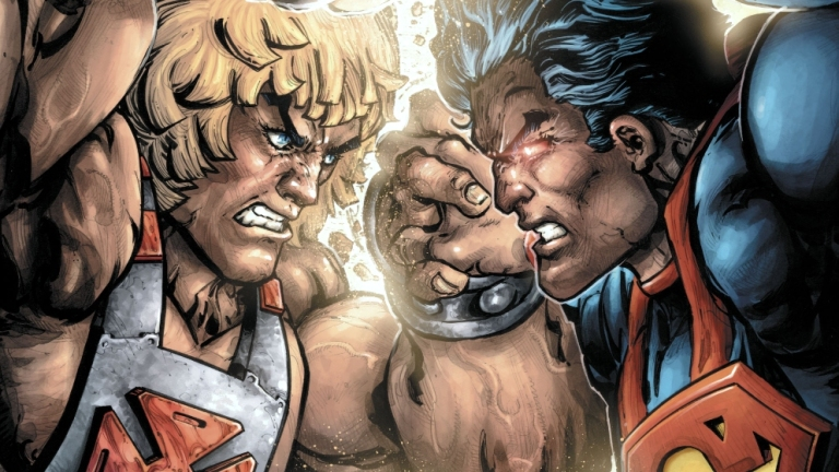 Inside Injustice Vs Masters Of The Universe Den Of Geek