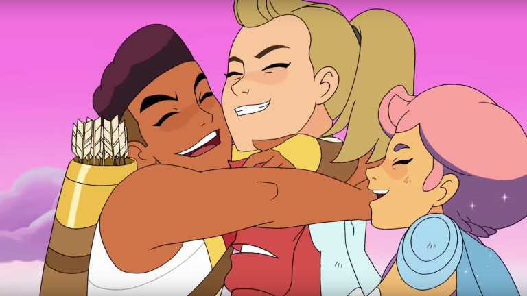 She-Ra and the Princesses of Power Friendships