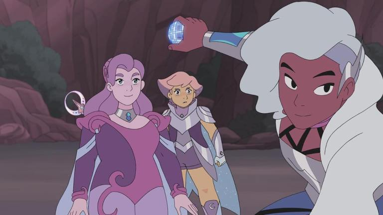 She-Ra and the Princesses of Power Queer Characters: Netossa and Spinerella
