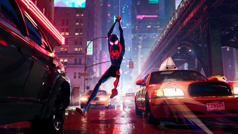 Spider-Man: Into the Spider-Verse - Miles Morales Animated Movie