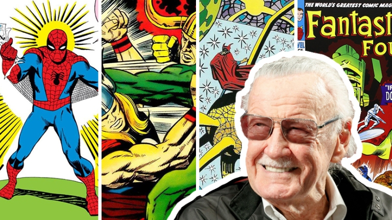 Stan Lee Marvel Comics Reading Guide