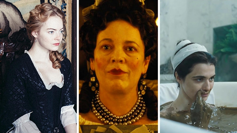 The Favourite Lead Actress Oscars