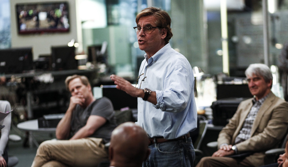 Netflix Clinches Deal For Aaron Sorkin Film The Trial of the Chicago 7