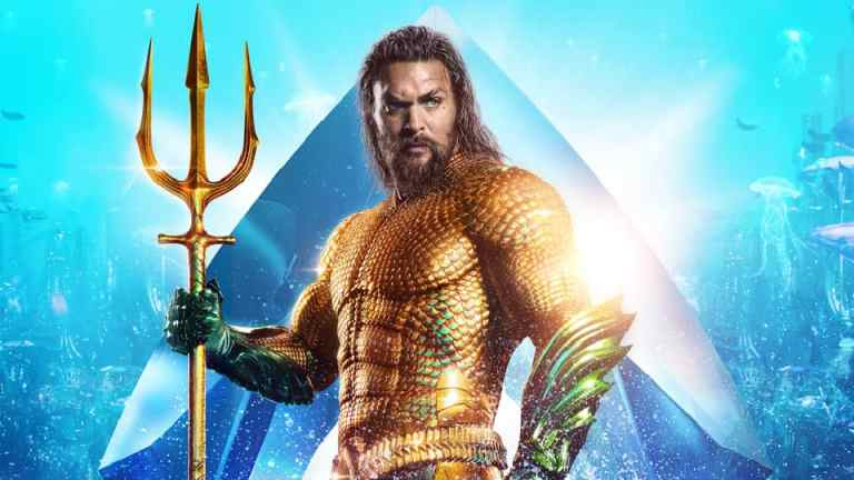 Aquaman Movie Jason Momoa Costume