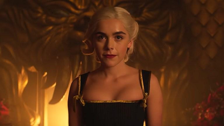Chilling Adventures of Sabrina Season 3 on Netflix