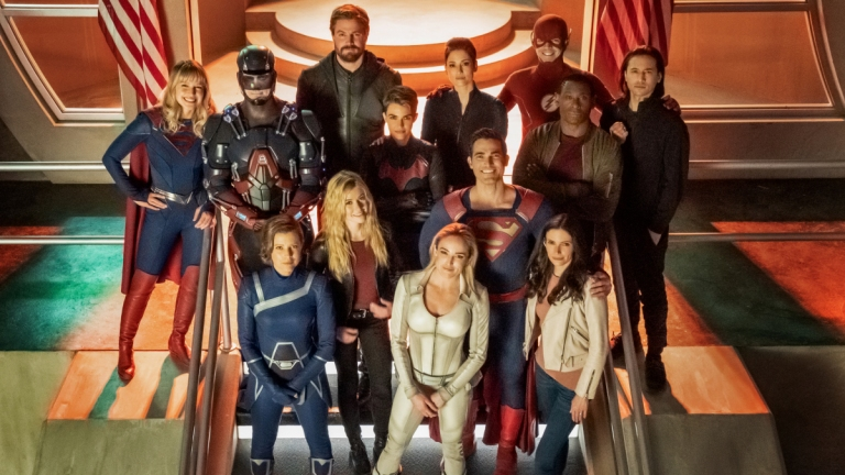Crisis on Infinite Earths: 2019 DC TV Arrowverse Crossover