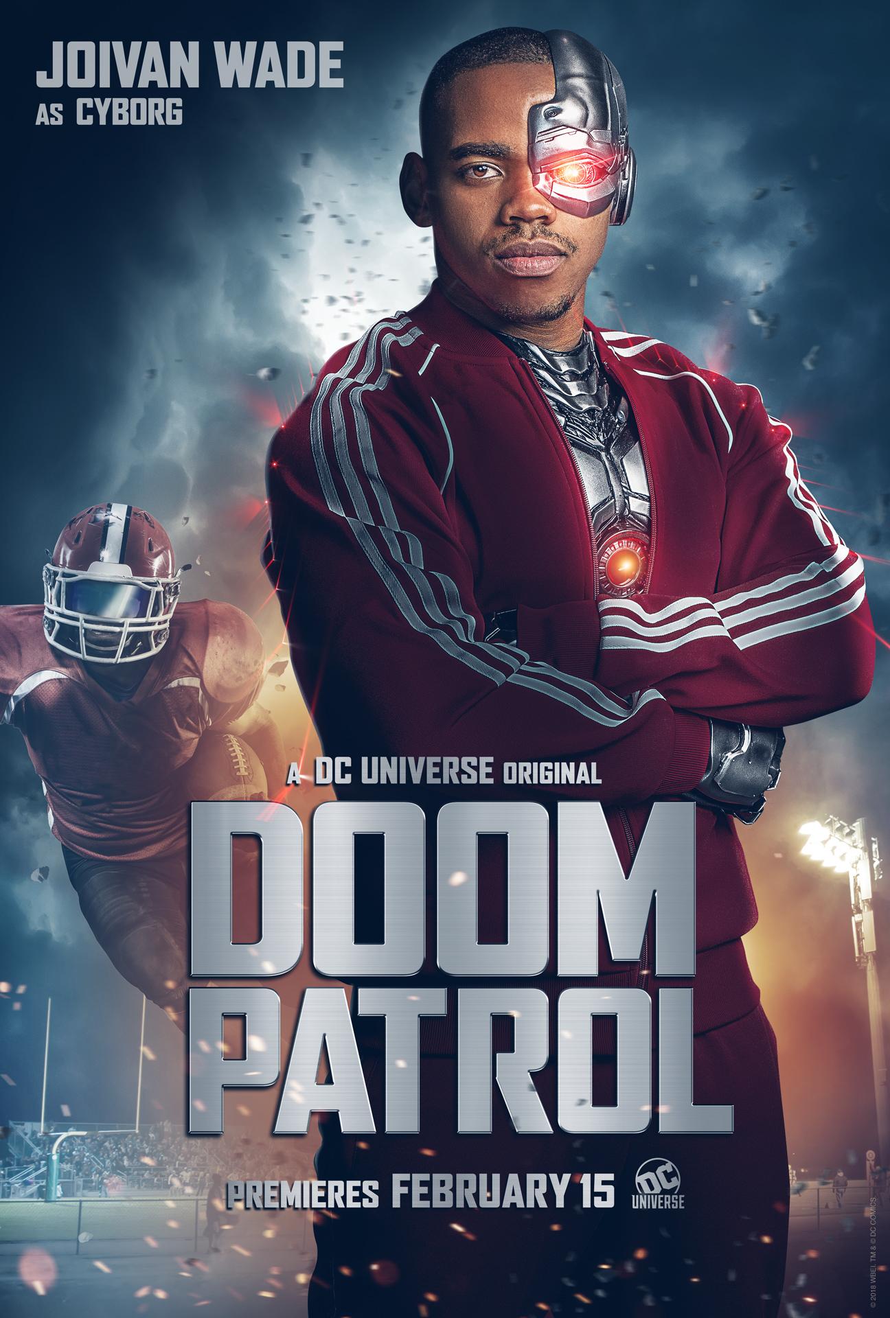 doom patrol season 2 episode 9 dailymotion