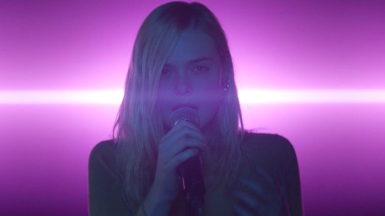 Elle Fanning Teen Spirit Trailer