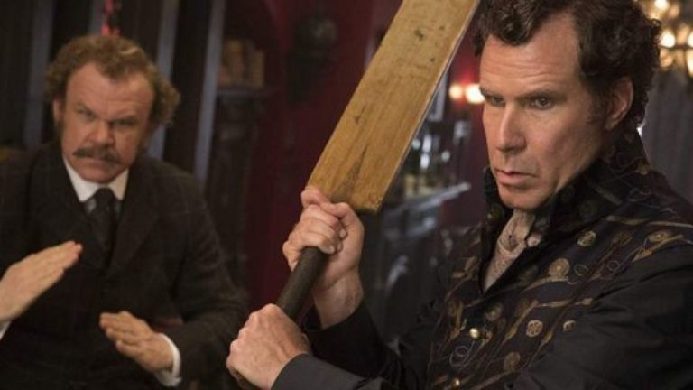 Holmes and Watson Review Will Ferrell