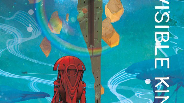 Dark Horse Comics Invisible Kingdom Cover