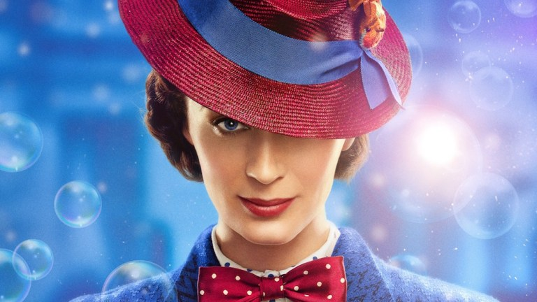 Mary Poppins Returns Review Emily Blunt