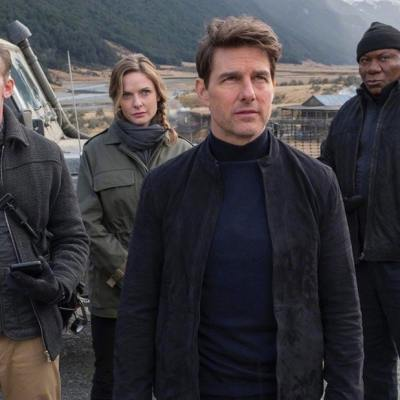 Mission Impossible Fallout Spy Museum