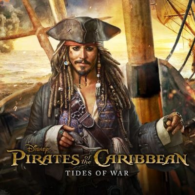 Pirates of the Caribbean: Tides of War
