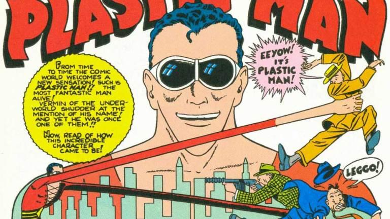 DC Comics Plastic Man