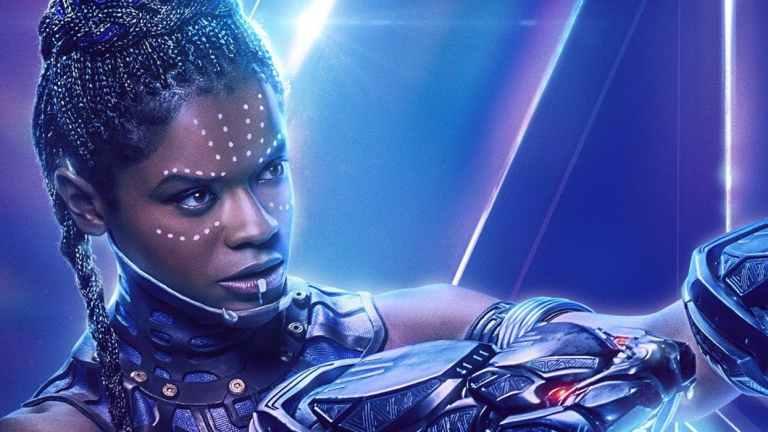 """Letitia Wright sofre acidente no set de """"Pantera Negra: Wakanda Forever"""""""