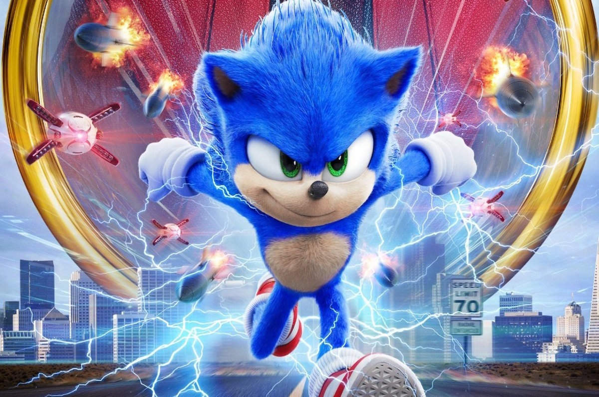sonic the hedgehog new movie characters