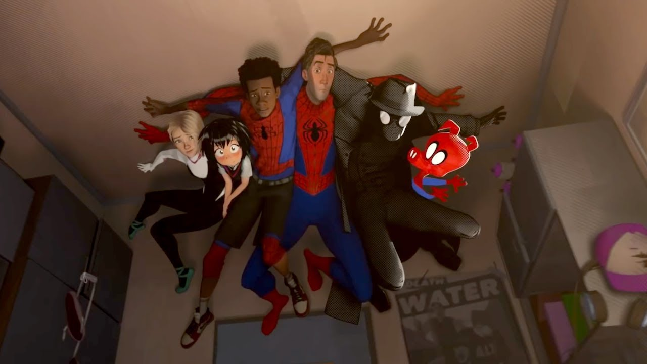 Spider-Man: Into the Spider-Verse - Complete Marvel Easter Egg Guide