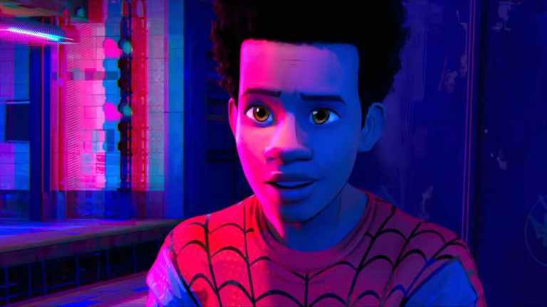 Why Three Directors Made Spider Man Into The Spider Verse Den Of Geek