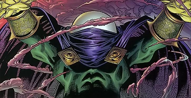 Marvel Spider-Man Villain Mysterio