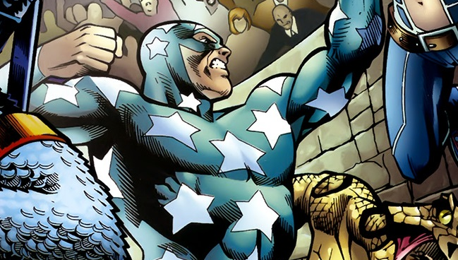 Stargirl: Starman from the Justice Society