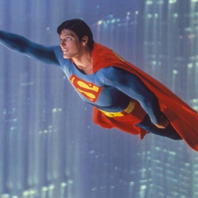 Christopher Reeve in Superman: The Movie (1978)