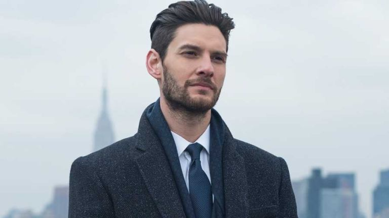 """Ben Barnes as Billy """"Jigsaw"""" Russo on Marvel's The Punisher on Netflix"""
